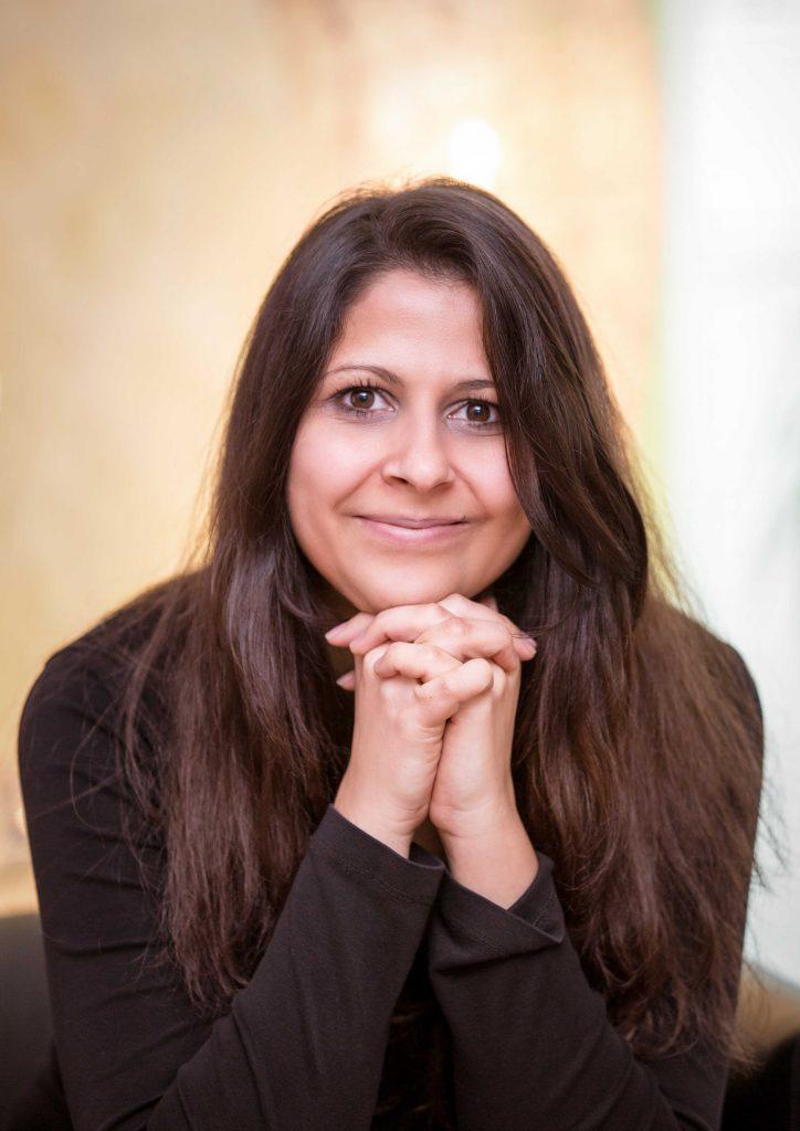 Psychotherapeutin Sandra Weber
