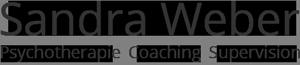 Psychotherapie Sandra Weber – Coaching – Supervision Logo